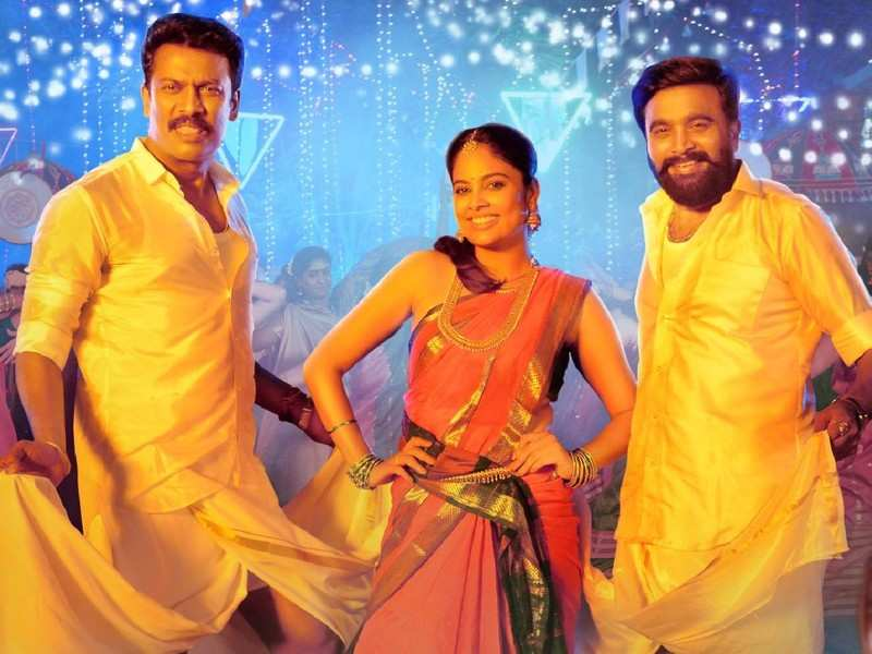Despite 50% occupancy, Sasikumar's 'MGR Magan' promises to deliver 100% entertainment