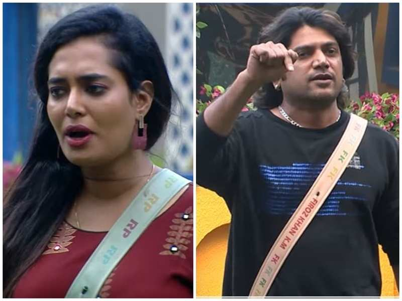 Bigg Boss Malayalam 3: Remya accuses Firoz Khan of blackmailing, challenges him to reveal the truth publicly