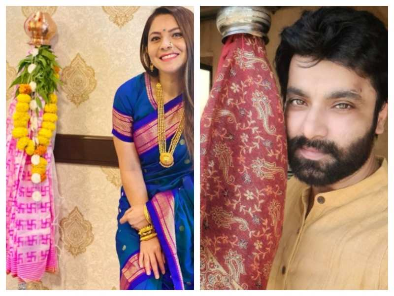 Happy Gudi Padwa 2021: Swwapnil Joshi, Sonalee Kulkarni, Amruta Khanvilkar and other Marathi celebs extend their wishes