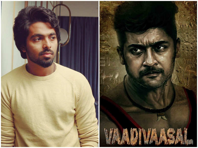 GV Prakash begins music work for Suriya's Vaadivaasal