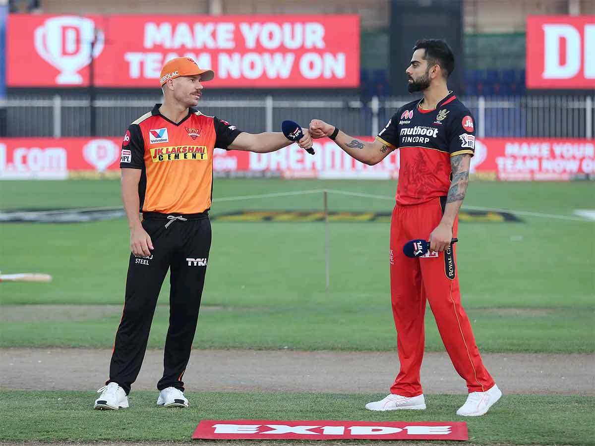 IPL 2021: RCB look to consolidate position as SRH eye first win | Cricket  News - Times of India