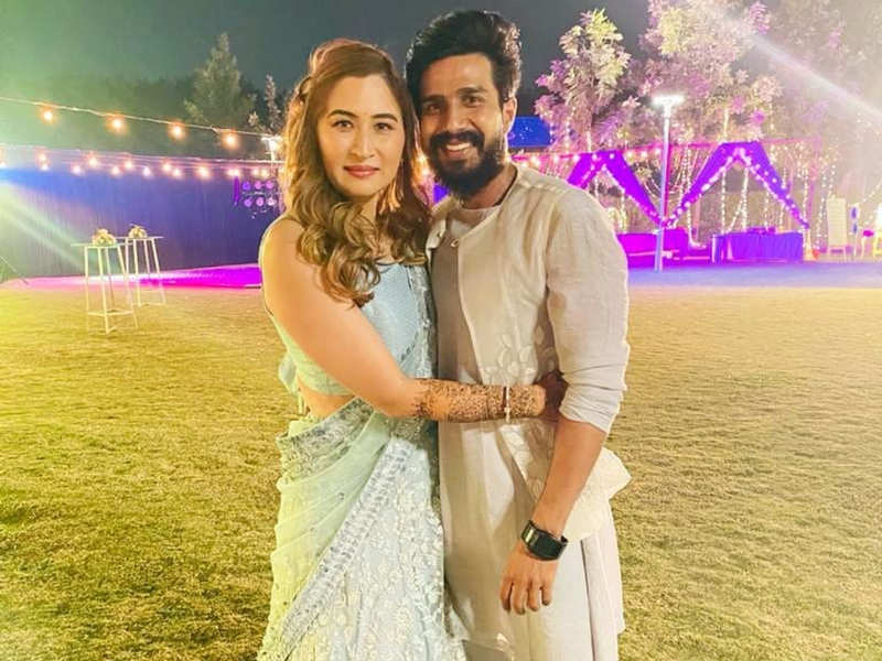 Jwala Gutta & Vishnu Vishal to have a registered marriage   Tamil Movie  News - Times of India