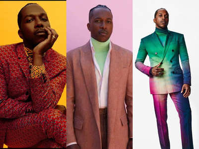 Leslie Odom Jr is fashion's new favourite boy