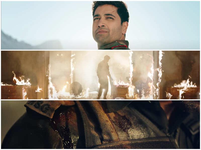 Prithviraj Sukumaran launches the Malayalam teaser of 'Major'