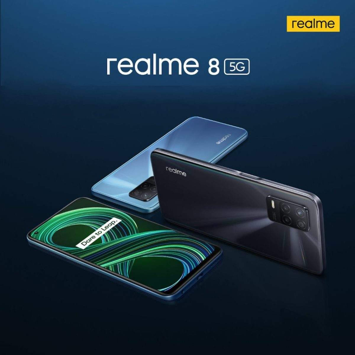 Realme 8 5G, Realme 8 Pro 5G may launch in India soon