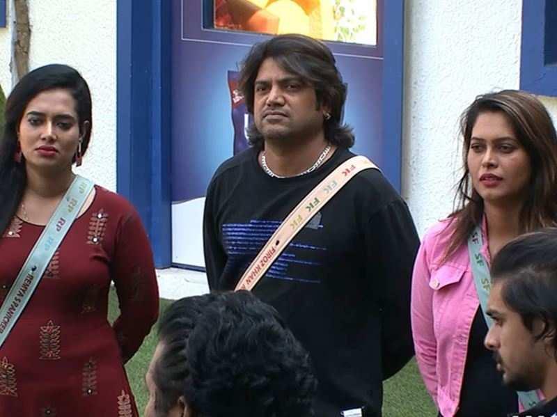 Bigg Boss Malayalam 3: Remya Panicker wins the numero uno spot, Firoz Khan creates a ruckus about not winning it