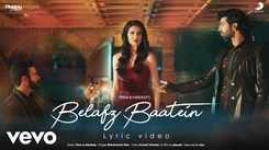 Check Out New Hindi Trending Lyrcial Song Music Video - 'Belafz Baatein' Sung By Mohammed Irfan