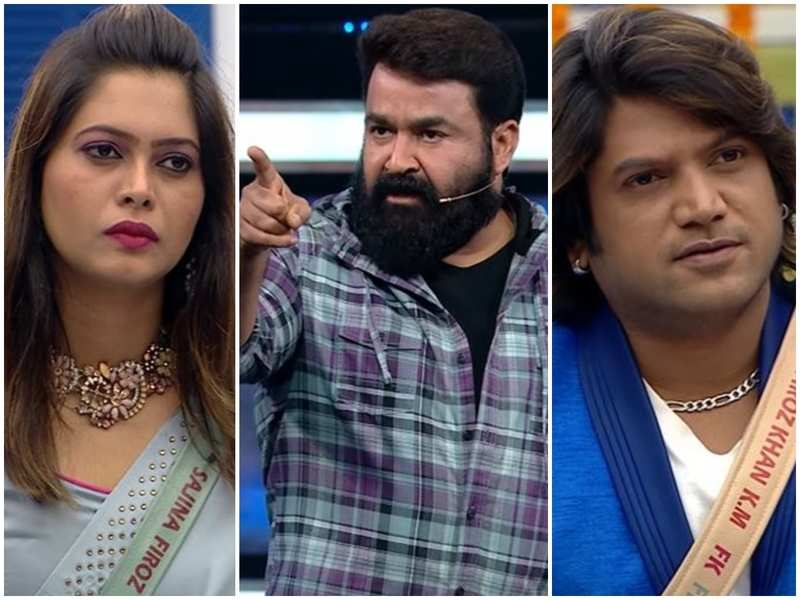 Bigg Boss Malayalam 3 preview: Host Mohanlal to make a surprise entry; Sajina and Firoz to get evicted?