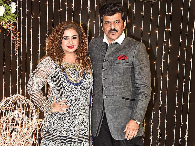 Actors and husband and wife, Vandana Sajnani Khattar and Rajesh Khattar