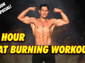 No Gym Fat Burning & Body Strengthening (Level 3-4)