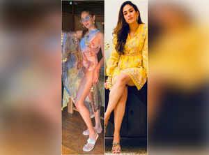 Mira Rajput nails the summer look