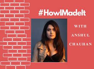#HowIMadeIt! Anshul on doing intimate scenes