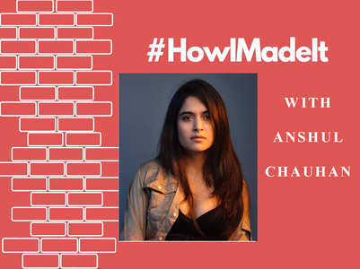 #HowIMadeIt! Anshul on doing intimate scenes