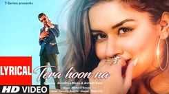 Watch New Hindi Song Lyrical - 'Tera Hoon Na' Sung By Nikhil D'Souza