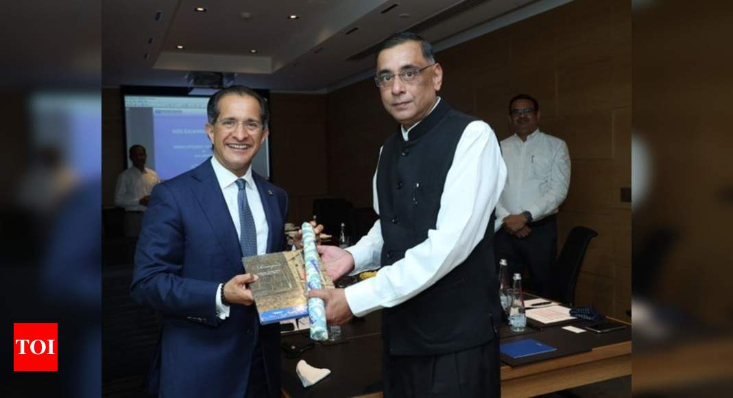Oberoi Group ties up with EESL to cut carbon footprint