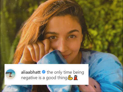 Alia Bhatt tests negative for Covid-19