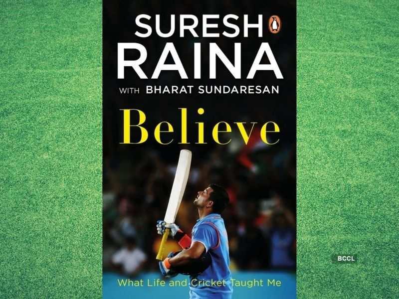 'Believe' by Suresh Raina