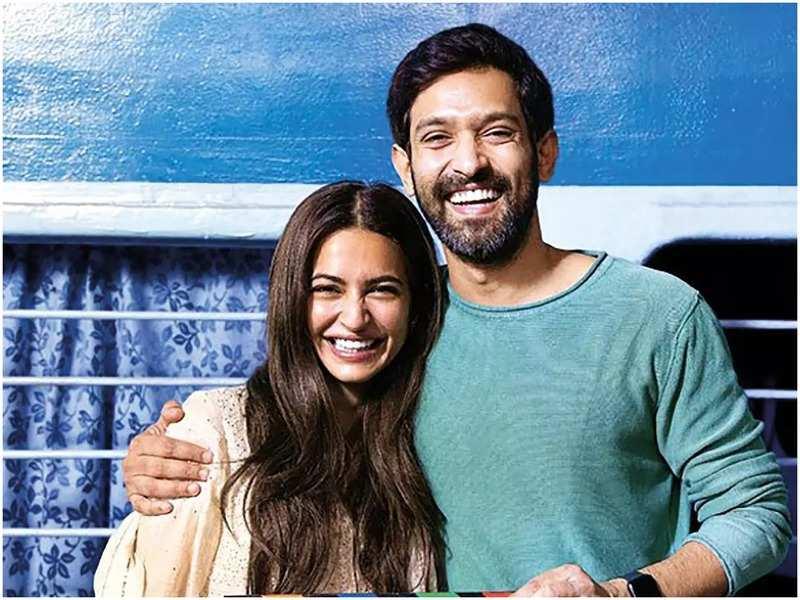 Vikrant Massey and Kriti Kharbanda