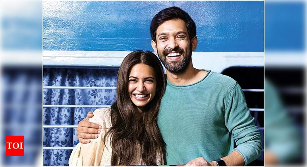 Vikrant on his co-star Kriti Kharbanda