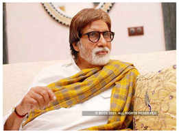 Did you know Amitabh Bachchan used to water the compound at a studio for THIS reason?