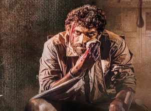 Vinay Rajkumar gets a rugged makeover for his first action film