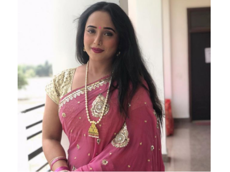 Rani Chatterjee starts shooting for 'Babul Ki Galiya'