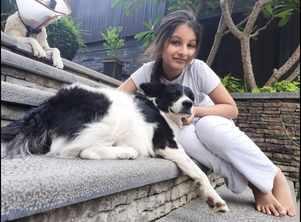 Mahesh Babu's daughter Sitara conveys her New Year wishes in Telugu and Marathi