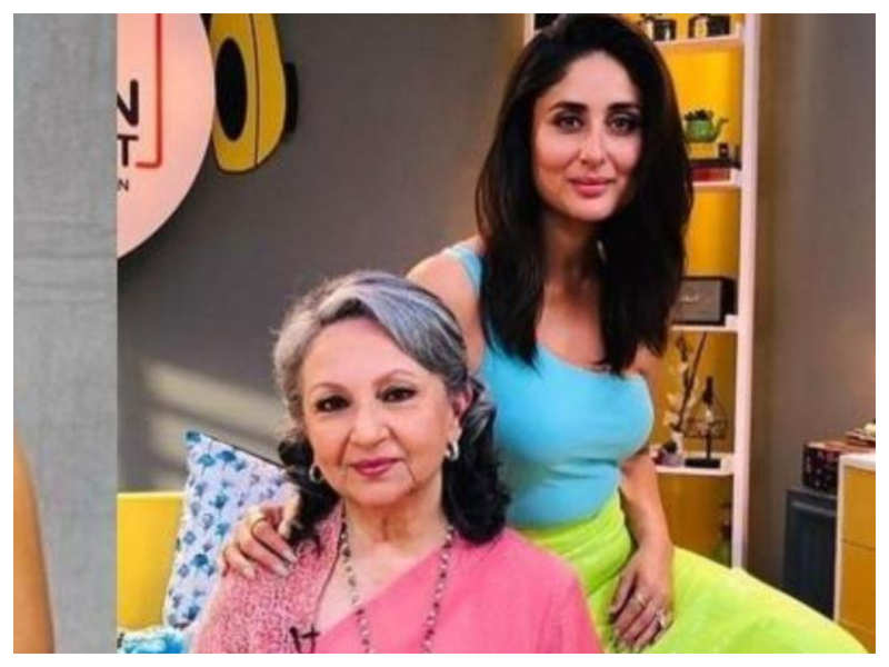 Kareena Kapoor Khan is all praise for mother-in-law Sharmila Tagore, calls her the most graceful woman to have walked on earth
