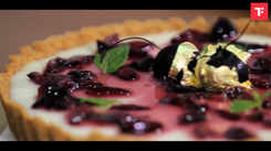 Watch: How to make Eggless Cheese Cake Pie