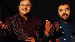 Singer Kirtidan Gadhvi and Priyaansh Shah's 'Ramva Aave Maadi' emits major Navratri vibes