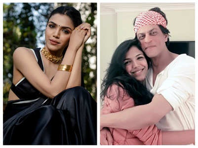 Shriya Pilgaonkar talks about SRK's charm