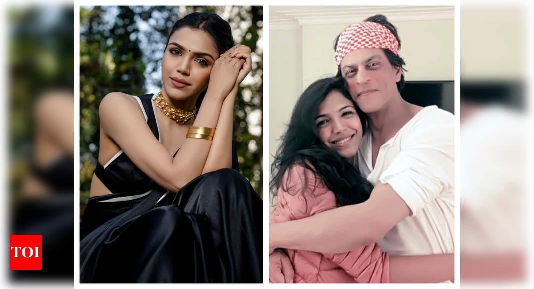 Shriya Pilgaonkar talks about SRK's charm