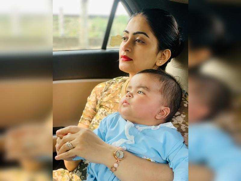 Ankita to celebrate Poila Boishakh with seven-month-old daughter