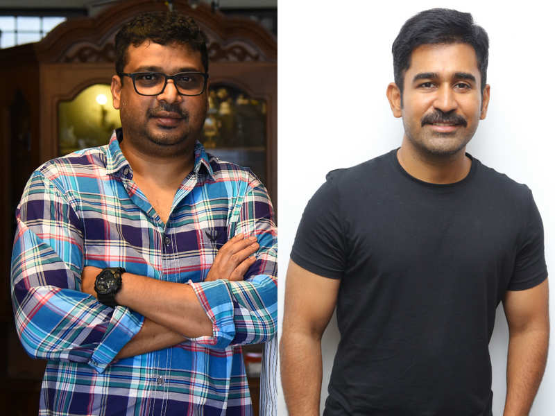 Vijay Antony to play the lead in CS Amudhan's crime thriller