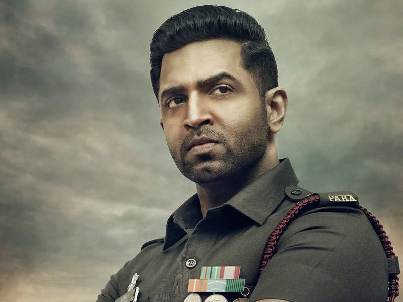 Arun Vijay plays a spy working for the Indian Defence: Arivazhagan
