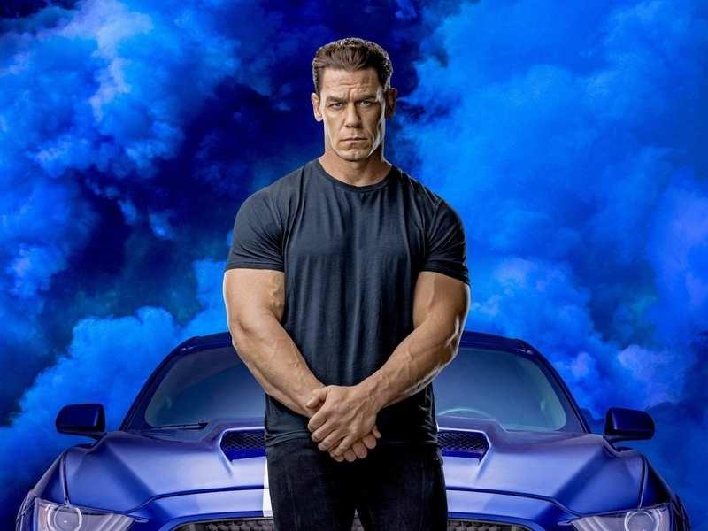 John Cena plays Jakob Toretto, the chief antagonist in 'F9'