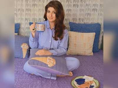 Twinkle Khanna is 'tired of forgiving clothes