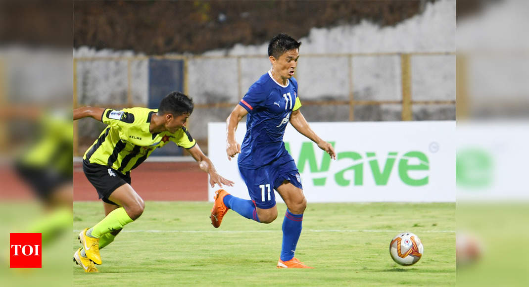 Bengaluru FC cruise past Tribhuvan Army FC 5-0, enter AFC Cup playoffs | Football News – Times of India