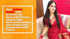 #PunekarChallenge: For Nabilah Shaikh, Gudi Padwa is all about inclusivity and love