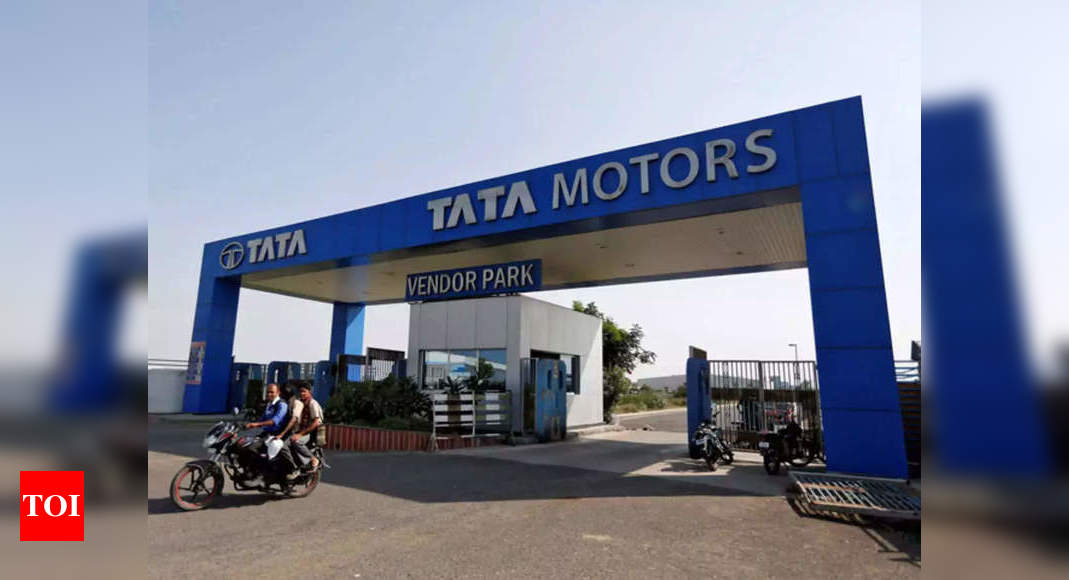 Tata Motors global wholesales rise 43% in Q4