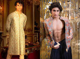 Saif's son Ibrahim gives style inspiration for the new-age groom