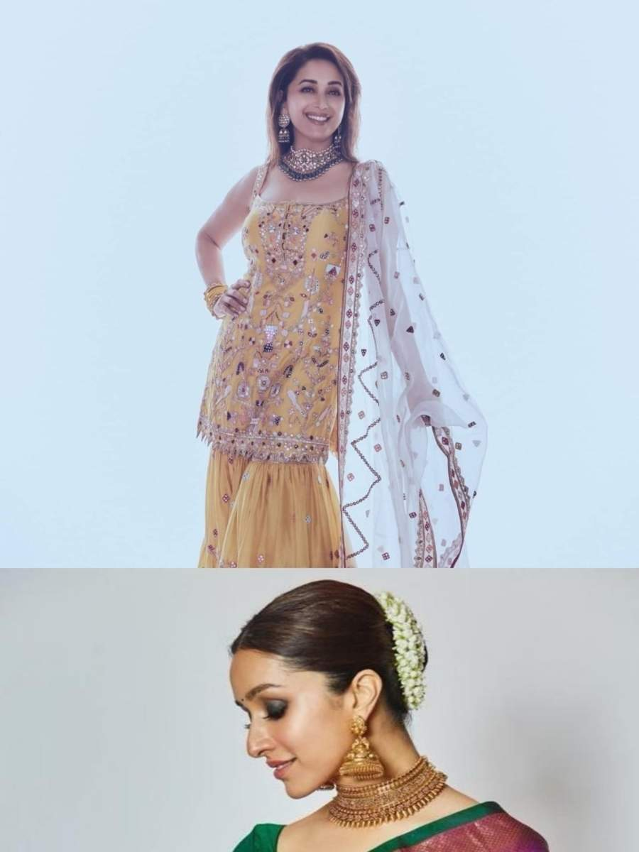 Celeb-approved outfits for Chaitra Navratri