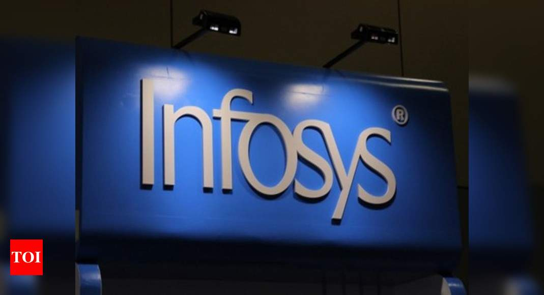 Infosys sees double-digit growth in this fiscal