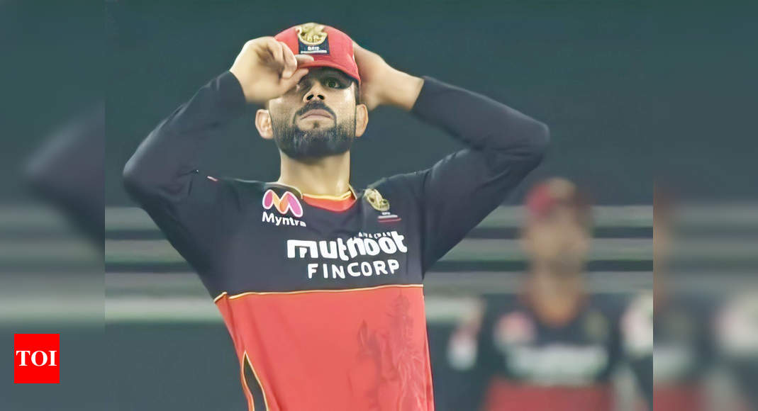 Virat Kohli reprimanded for breaching IPL code of conduct
