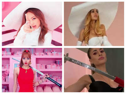 Did Influencer copy BLACKPINK's MV?