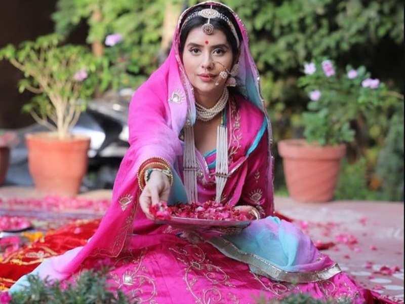 Charu Asopa Sen wishes Gangaur with beautiful festive photos from her hometown Bikaner