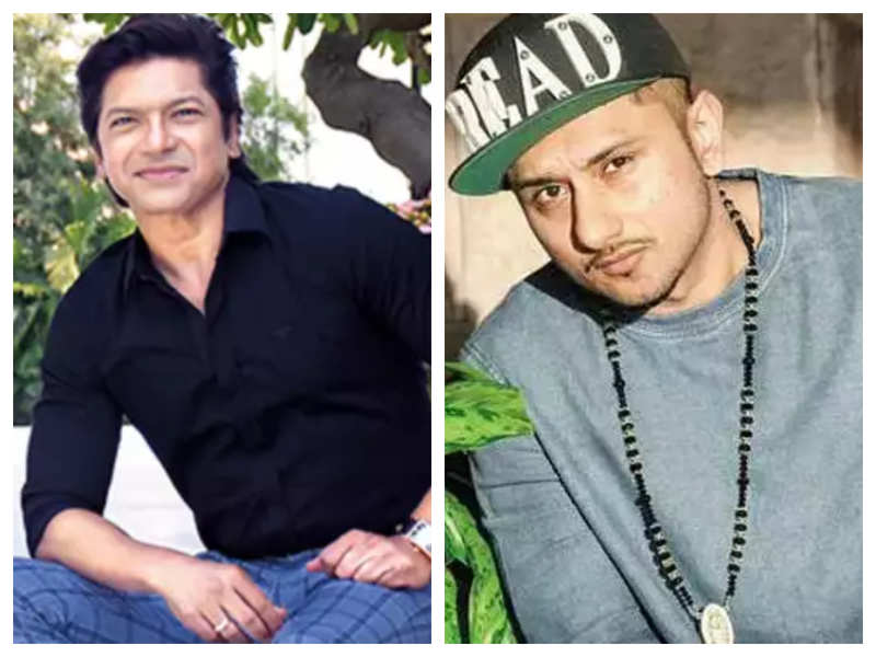 Shaan takes an indirect jibe at Honey Singh's rap songs, says they have no musicality