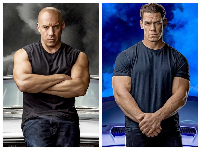 Pic: Fast 9 posters