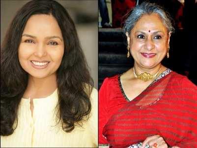 When Ananya Khare met Jaya Bachchan