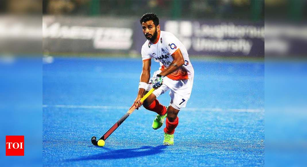 Ultimate goal remains Olympic podium: Manpreet Singh